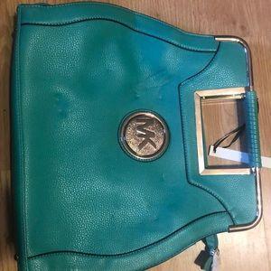 Handbags - Turquoise MK Purse